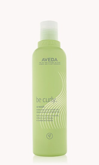 "be curly<span class=""trade"">™</span> co-wash"